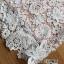 ชุดเดรสเกาหลี พร้อมส่งเดรสผ้าลูกไม้ปักดอกไม้สามมิติสีขาว thumbnail 10