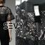 เสื้อผ้าเกาหลี พร้อมส่งjumpsuit กางเกงขายาว thumbnail 11