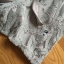 เสื้อผ้าเกาหลี พร้อมส่งจัมป์สูทขาสั้นผ้าลูกไม้ลายขนนกพร้อมริบบิ้นผ้าซาติน thumbnail 13