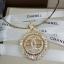 พร้อมส่ง โช็ค+จี้/เข็มกลัด แบรนด์ Chanel งานเพชรสวิสแท้ thumbnail 3