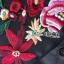 เสื้อผ้าเกาหลี พร้อมส่งเชิ้ตเดรสปักลายดอกไม้สไตล์วินเทจ thumbnail 11