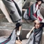 เสื้อผ้าเกาหลี พร้อมส่ง ผ้าคลุมไหล่แบรนด์ GUCCI เนื้อผ้าสวยมาก thumbnail 4
