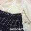 เสื้อผ้าเกาหลี พร้อมส่งชุดเซ็ต Chanel thumbnail 7