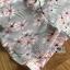 ชุดเดรสเกาหลี พร้อมส่งเดรสผ้าเครปพิมพ์ลายดอกไม้สีพาสเทลตกแต่งระบาย thumbnail 18