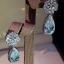 พร้อมส่ง Piapet luxury earring ต่างหูเพชรCZ ห้อยฝังแท้ thumbnail 1