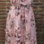 ชุดเดรสเกาหลี พร้อมส่งlong dress สีหวานสายเดี่ยวแบบผูก thumbnail 7