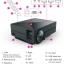 โปรเจคเตอร์รุ่นGM60 ความสว่าง 1000 ลูเมน ราคาถูก thumbnail 12