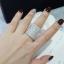 พร้อมส่ง Diamond Ring งานเพชร CZ แท้ เพชรเกรด 3A thumbnail 6