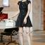 Furbelow Black Lady Dress thumbnail 5