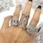 พร้อมส่ง แหวนชาแนล งานเพชรฝังczแท้ thumbnail 3