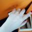 พร้อมส่ง Hermes Ring งาน stainless steel อย่างดี thumbnail 7