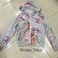 เสื้อผ้าเกาหลี พร้อมส่งเสื้อแจ๊คเก๊ตลายเอกลักษณ์แบรนด์ Gucci thumbnail 4