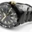 SEIKO SRP583K1 Seiko Monster Automatic นาฬิกาข้อมือผู้ชาย สีดำทอง สายสแตนเลส thumbnail 6