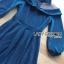 ชุดเดรสเกาหลี พร้อมส่งมินิเดรสผ้าโพลีเอสเตอร์กลิตเตอร์สไตล์ปาร์ตี้ thumbnail 10