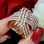 พร้อมส่ง Diamond Ring งานเพชร CZ แท้ งานสวยมาก thumbnail 6
