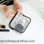TB68 Cosmetic Bag - กระเป๋าใส่เครื่องสำอาง พลาสติกใส thumbnail 3