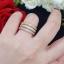 พร้อมส่ง Diamond Bracelet & Ring งาน 3 กษัตริย์ สีเงิน/ทอง/พิ้งโกลด์ สวยมาก thumbnail 7
