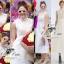 Tohn brand luxury lace maxi dress thumbnail 7