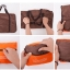 TB23 Multifunction Travel Bag VER1 /กระเป๋าเดินทาง เอนกประสงค์ พับได้ VER1 thumbnail 9