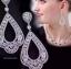 พร้อมส่ง Diamond Earring ต่างหูเพชรงานเกรดไฮเอนค่ะ thumbnail 2