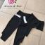 เสื้อผ้าเกาหลีพร้อมส่ง Set เซ็ทสุดเก๋ มีความเก๋ระดับสูงสุด ให้ลุคสาวมั่น thumbnail 7