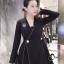 เสื้อผ้าเกาหลี พร้อมส่งCC Luxury Diamond Jacket thumbnail 6