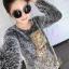 เสื้อผ้าเกาหลี พร้อมส่ง เสื้อแขนยาวกันหนาว แพทเทิร์นเป็นแบบสวมคอ ขนฟูฟรุ้งฟริ้งนุ่มนิ่ม thumbnail 2