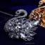 พร้อมส่ง Diamond Brooch เข็มกลัดเพชร งานเพชร CZ thumbnail 2