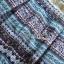 เสื้อผ้าเกาหลี พร้อมส่งเซ็ตเดรสผ้าลูกไม้และผ้าพิมพ์ลายดอกไม้พร้อมเสื้อแขนกุดสั้น thumbnail 15
