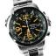 นาฬิกา Seiko Chronograph Solar Watch V172 SSC077 พลังงานแสงอาทิตย์ thumbnail 3