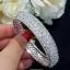 พร้อมส่ง Diamond Bangle งานสวยมาก thumbnail 1