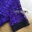 ชุดเดรสเกาหลี พร้อมส่งSelf-Portrait Scallop Edged Midi Dress in Burgundy thumbnail 13