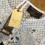 ชุดเดรสเกาหลี พร้อมส่งเดรสผ้าคอตตอนสีน้ำเงินเข้มตกแต่งผ้าลูกไม้สีขาว thumbnail 7