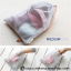 TB5203 Mesh Pouch / เซ็ท กระเป๋าผ้าตาข่าย สีพีช thumbnail 2