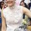 Tohn brand luxury lace maxi dress thumbnail 3
