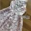 ชุดเดรสเกาหลี พร้อมส่งเดรสผ้าเครปสีชมพูปักผีเสื้อตกแต่งสร้อยคอมุก thumbnail 12
