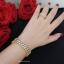 พร้อมส่ง Diamond Bracelet & Ring สร้อยข้อมือและแหวนเพชรงาน 3 กษัตริย์เ thumbnail 6