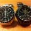 นาฬิกา Seiko มดดำ Bullhead ในตำนาน SCEB009 SPIRIT SMART II Watch Men Chronograph thumbnail 4