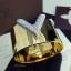 พร้อมส่ง Louis Vuitton Essential V Strass Cuff กำไลหลุย วิกตอง thumbnail 2