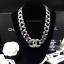พร้อมส่ง Chanel Bracelet & Necklace สร้อยข้อมือชาแนล + สร้อยคอชาแน thumbnail 3