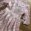 ชุดเดรสเกาหลี พร้อมส่งDress ค็อกเทลเดรสผ้าชีฟองสีชมพูปักดอกไม้ thumbnail 13