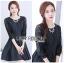 Brady Sweet & Smart Embellished Black Cotton Pleated Dress thumbnail 5