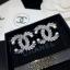 พร้อมส่ง Diamond Earring ต่างหูชาแนลClassic thumbnail 1