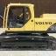 โมเดลรถก่อสร้าง VOLVO EC210B 2013 Hydraulic Excavators 1:35 thumbnail 3