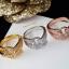 พร้อมส่ง Cartier Ring แหวนคาเทียร์ทรงเข็มขัดงานเพชร CZ แท้ thumbnail 1