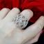 พร้อมส่ง Infinity Diamond Ring งานเพชร CZ แท้ thumbnail 5