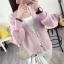 เสื้อผ้าเกาหลี พร้อมส่งเสื้อคลุมคาดิแกนแต่งกระดุมมุกและคริสตัลเก๋ๆ thumbnail 2
