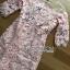 ชุดเดรสเกาหลี พร้อมส่งเดรสผ้าลูกไม้สีพาสเทลตกแต่งออร์แกนซ่า thumbnail 19
