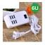 adapter ที่ชาร์จ iphone ipad Smartphone มีusb 6ช่อง 30W thumbnail 1