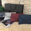 CHARLES & KEITH SMALL CLUTH กระเป๋าสะพายทรงคลัชรุ่นใหม่ล่าสุดเเบบชนช็อป thumbnail 8